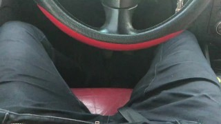 Blowjob in car by young sweet girl – CherriesTeen